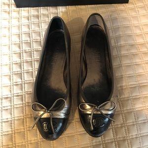 Chanel Ballerina Slippers sz 36